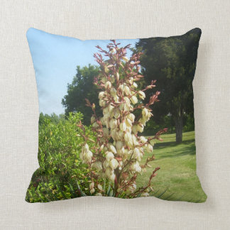 Pillow - Yucca in Bloom