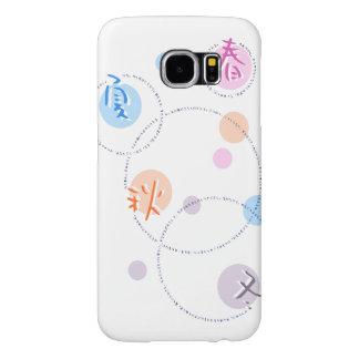 < Pillow Zoshi >The Pillow Book of Sei Shonagon Samsung Galaxy S6 Case