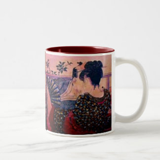PillowBook Mug by S Ambrose