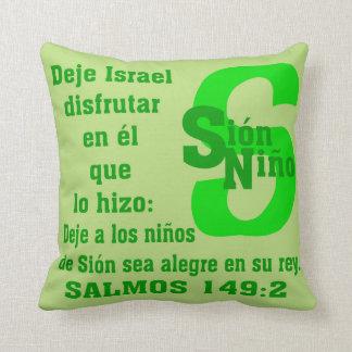 pillowKOZ01_1616spa_Niño Sión Cojín Decorativo