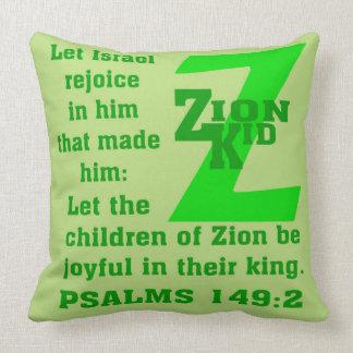 pillowKOZ01_2020eng_ZionKid Cojín Decorativo