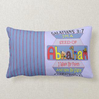 pillowKOZ02_1321eng_Seed of Abraham© Lumbar Pillow
