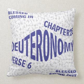 pillowKOZ03_2020eng_BlessedComnGoin Throw Pillow
