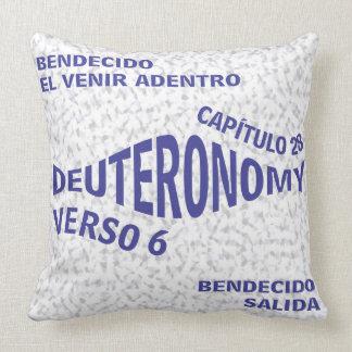 pillowKOZ03_2020spa_BendecidoComnGoin Throw Pillow