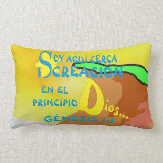 pillowKOZ07_1321spa_Aqui Cerca Creacion© Lumbar Pillow