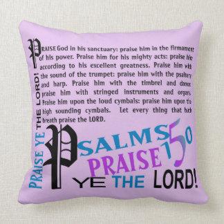 pillowKOZ08_2020eng_Psalsm150 © Throw Pillow