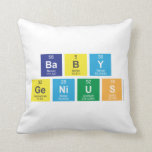 baby genius  Pillows