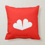 [Two hearts]  Pillows