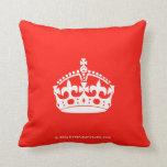 [Crown]  Pillows