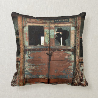 Pillows - 'Caution' by Joanne Coyle