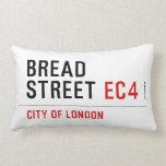 Bread Street  Pillows (Lumbar)