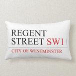 REGENT STREET  Pillows (Lumbar)