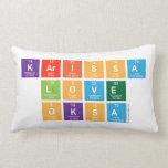 Karissa Love Oksa  Pillows (Lumbar)
