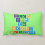 KEEP CALM AND HAPPY BIRTHDAY  Pillows (Lumbar)