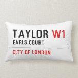 Taylor  Pillows (Lumbar)