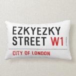 ezkyezky Street  Pillows (Lumbar)