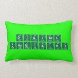 Digital Chemistry  Pillows (Lumbar)