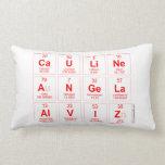 Cauline  Angela Alviz  Pillows (Lumbar)