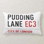 PUDDING LANE  Pillows (Lumbar)