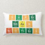 Super Smash Brothers  Pillows (Lumbar)