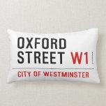 oxford street  Pillows (Lumbar)