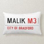 Malik  Pillows (Lumbar)