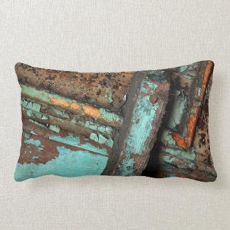 Pillows-  Urban Abstract Lumbar Pillow