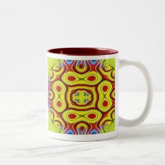 Pills 168 Two-Tone coffee mug