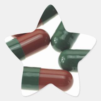 Pills-789 Star Sticker