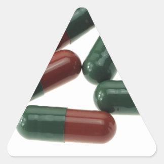 Pills-789 Triangle Sticker