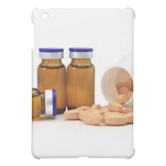 pills and medicine bottles iPad mini covers