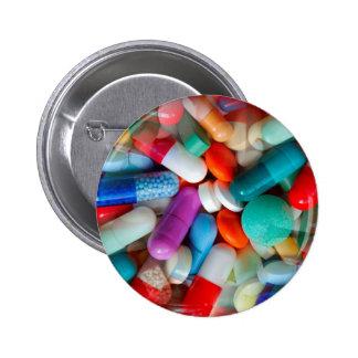 pills drugs button