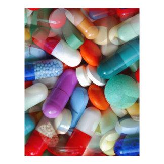 pills drugs letterhead