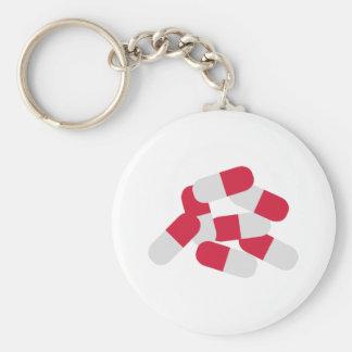 Pills Key Chains