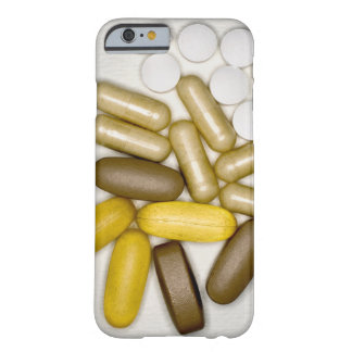 Pills on paper barely there iPhone 6 case