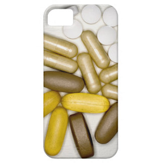 Pills on paper iPhone SE/5/5s case