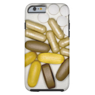 Pills on paper tough iPhone 6 case