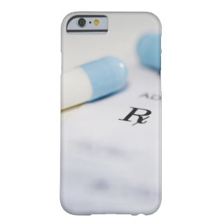 Pills on written prescription barely there iPhone 6 case