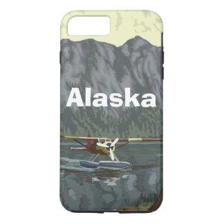 Pilot Alaska Airplane iPhone 8 Plus/7 Plus Case
