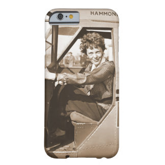 Pilot Amelia Earhart 1936 Barely There iPhone 6 Case