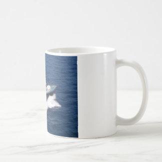 Pilot Boat At Speed Coffee Mug