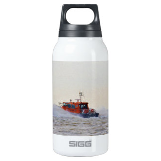 Pilot Boat Insulated Water Bottle