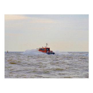 Pilot Boat Postcard