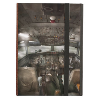 Pilot - Cockpit - We need a pilot or two iPad Air Cases