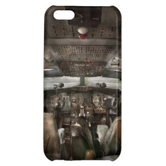Pilot - Cockpit - We need a pilot or two iPhone 5C Cover