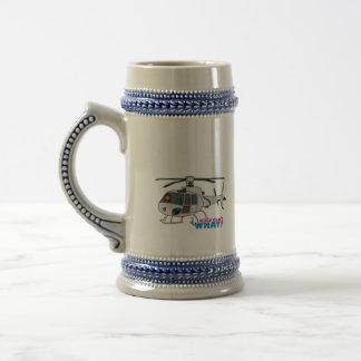 Pilot- Dark Coffee Mug