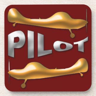 Pilot Drink Coaster
