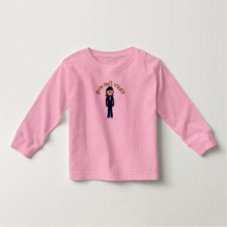 Pilot Girl Toddler T-shirt