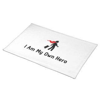 Pilot Hero Cloth Placemat