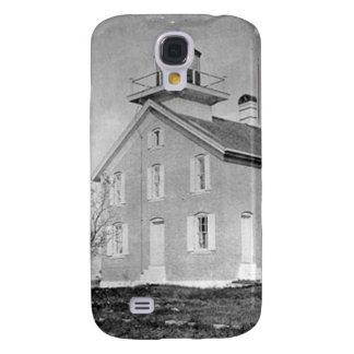 Pilot Island Lighthouse Galaxy S4 Case